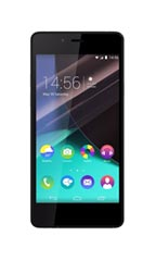 Wiko Highway Pure 4G Noir et or