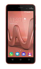 Smartphone Wiko Lenny 3 Rouge