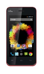 Smartphone Wiko Sunset Rouge
