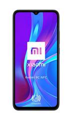 Xiaomi Redmi 9C NFC Gris de Minuit
