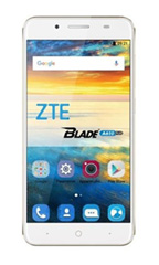 Smartphone ZTE Blade A610 Plus Or