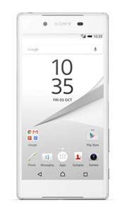 Sony Xperia Z5 Blanc