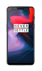 OnePlus 6 Noir