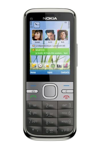 Nokia C5 Gris