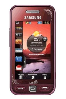 Samsung Player One S5230 Lafleur