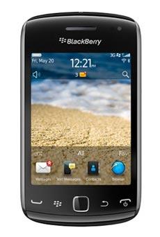 mobiles telephone BlackBerry Curve  Piano Black do