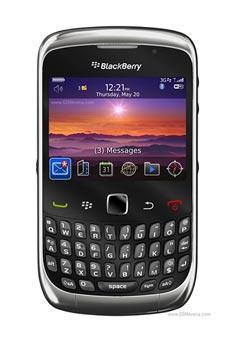 mobiles telephone BlackBerry Curve G  Noir Occasion do