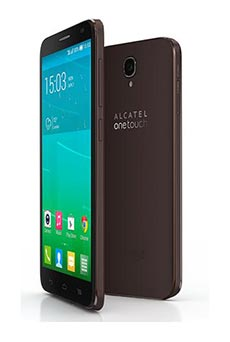 Alcatel One Touch Idol 2 Marron