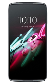 Alcatel One Touch Pixi First Noir