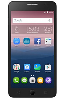 Alcatel One Touch Pop Star 4G Argent