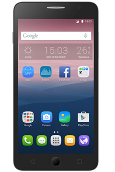 Alcatel One Touch Pop Star 4G Blanc