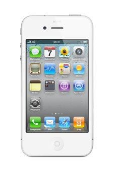 Apple iPhone 4 16 Go Blanc Occasion