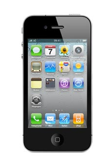 apple iphone 4 32 go noir occasion pas cher prix caract ristiques avis. Black Bedroom Furniture Sets. Home Design Ideas