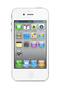 Apple iPhone 4 8 Go Blanc Occasion