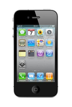 Apple iPhone 4 8 Go Noir Occasion