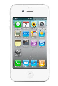 Apple iPhone 4S 16 Go Blanc Occasion