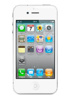 Apple iPhone 4S 32 Go Blanc Occasion