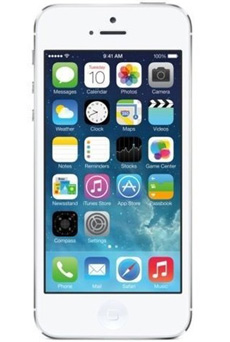 Apple iPhone 5 Reconditionné Blanc