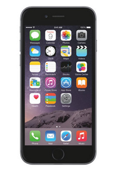 Apple iPhone 6 Plus 16Go Occasion Gris Sid�ral