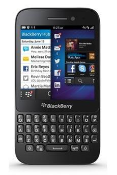 BlackBerry Q5 Noir