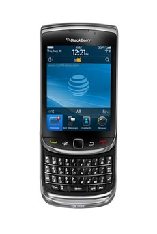 BlackBerry Torch 9800 Noir Occasion
