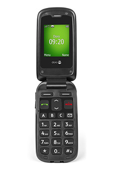 Doro PhoneEasy 605 Noir