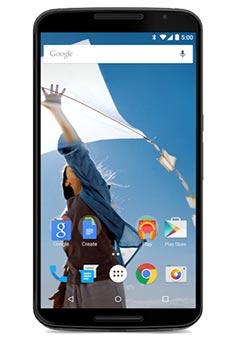 Google Nexus 6 Noir