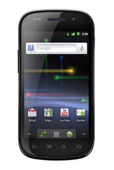 Google Nexus S Super LCD Noir Occasion