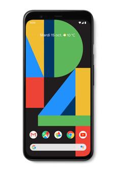 Google Pixel 4 Noir