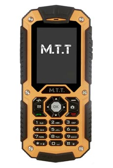 M.T.T. Protection 2G Jaune