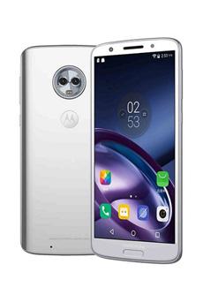 Motorola Moto G6 32 Go Argent