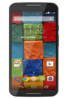 Motorola Moto X 2 (2014) Noir