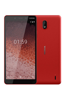 Nokia 1 Plus Rouge