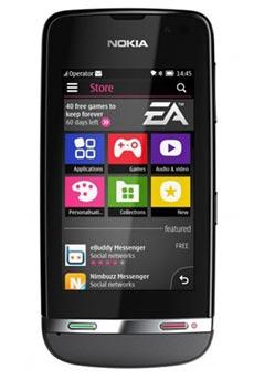 Nokia Asha 311 Gris