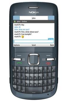 Nokia C3 Slate Grey