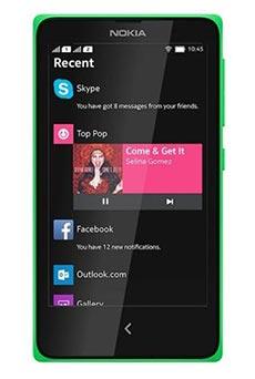 Nokia X Vert