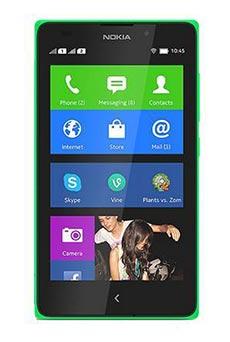 Nokia XL Vert