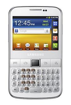 Samsung Galaxy Y Pro Blanc