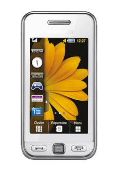 Samsung Player One S5230 Blanc