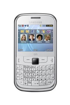 Samsung S3350 Chat 335 Blanc Occasion