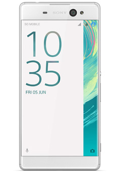 Sony Xperia XA Ultra Reconditionné Blanc