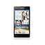 Téléphone Huawei Ascend G740 Noir