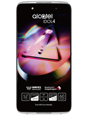 Alcatel Idol 4 Argent