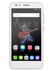 Alcatel One Touch Go Play Blanc et Orange