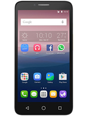 Alcatel One Touch Pop 3 5 pouces Dual SIM Or