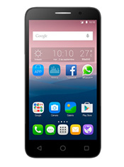 Alcatel One Touch Pop 3 5 pouces Or