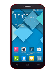 Alcatel One Touch Pop C9 Rouge