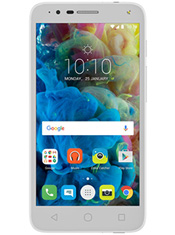 Alcatel Pop 4 5 pouces Blanc