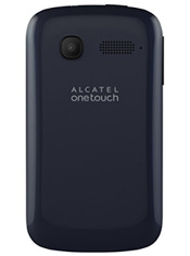 Alcatel Pop C1 Noir