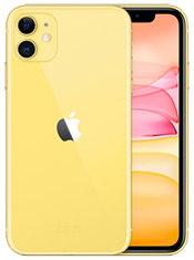 Apple iPhone 11 Jaune